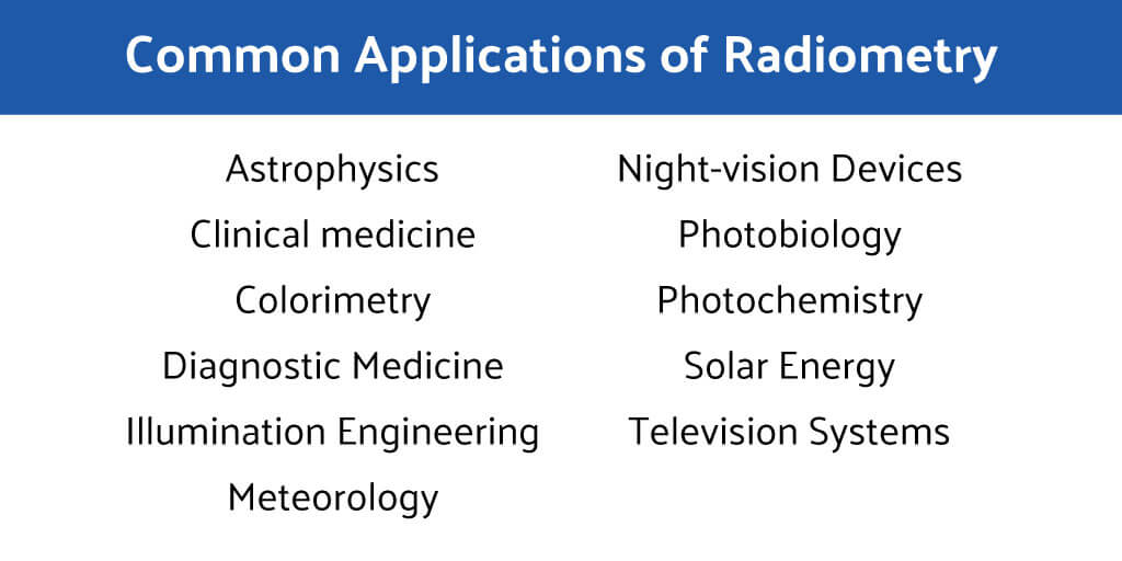 common-applications-of-radiometry